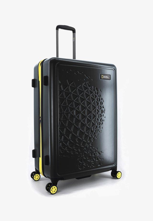 GLOBE - Wheeled suitcase - schwarz