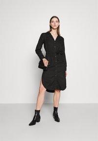 Pepe Jeans - EDAN - Day dress - black - 1