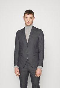 Selected Homme - SLHSLIM-MYLOLOGAN  - Anzug - dark grey - 2