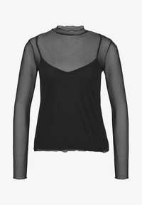 Even&Odd - Long sleeved top - black - 3