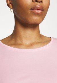 Vero Moda - Jednoduché triko - roseate spoonbill - 3