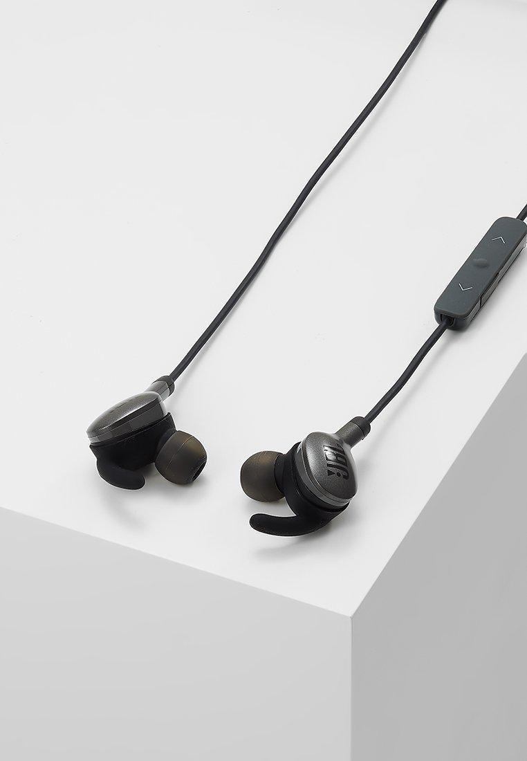 JBL - EVEREST WIRELESS IN EAR HEADPHONES - Headphones - gun metal
