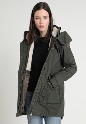CLANCY - Winter coat - green