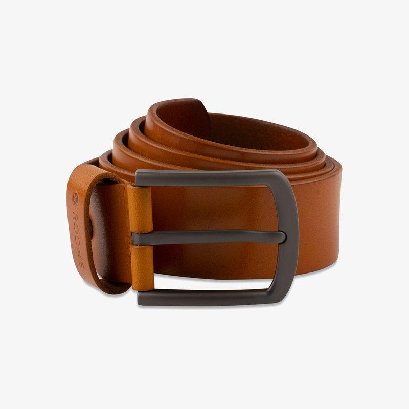 Rooxs - Belt - cognac