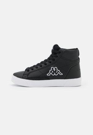 LOLLO MID UNISEX - Sportschoenen - black/white
