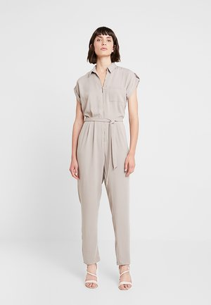 MADRID BOILERSUIT - Tuta jumpsuit - stone