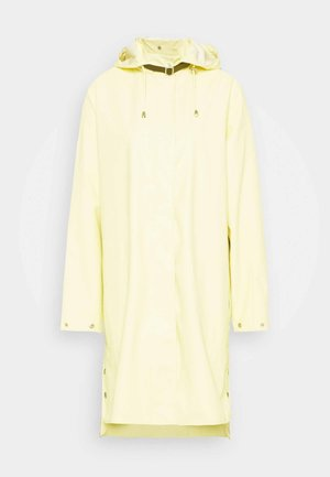 RAINCOAT - Waterproof jacket - flan yellow