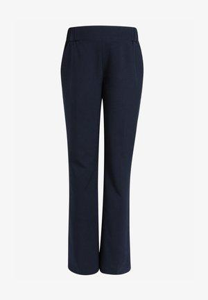 MATERNITY - Spodnie materiałowe - dark blue