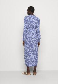 MAX&Co. - PERUGIA - Shirt dress - light blue - 2