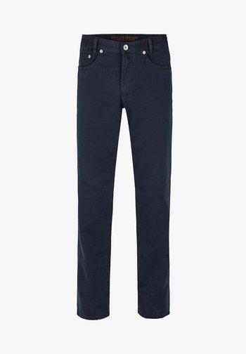 WALKER - Straight leg jeans - marine