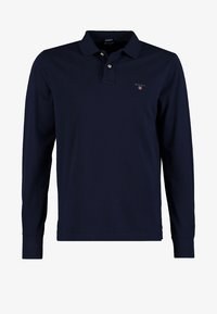 GANT - THE ORIGINAL RUGGER - Polo shirt - evening blue - 6