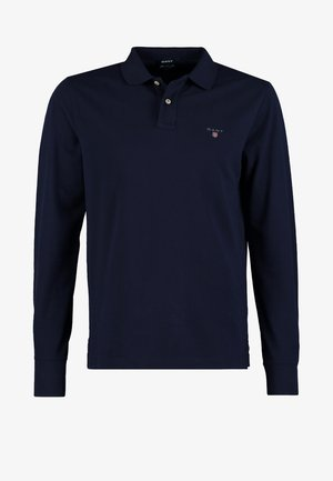 THE ORIGINAL RUGGER - Poloshirts - evening blue