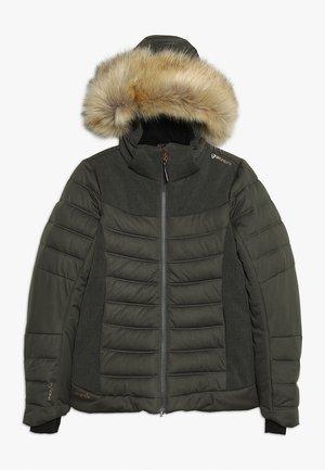 JACIANO JRGIRLS SNOWJACKET - Laskettelutakki - pine grey