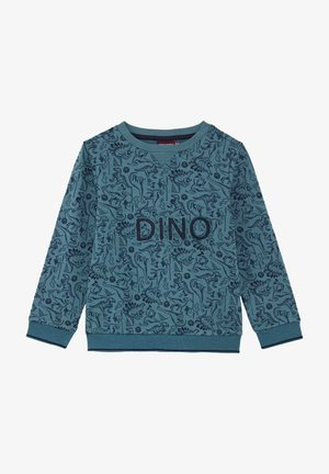 SWEAT SHIRT - Sweater - turquoise