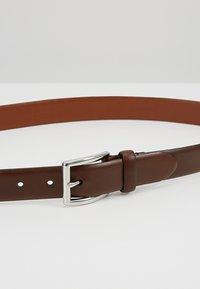 Polo Ralph Lauren - SADDLE BELT  - Pásek - brown - 4