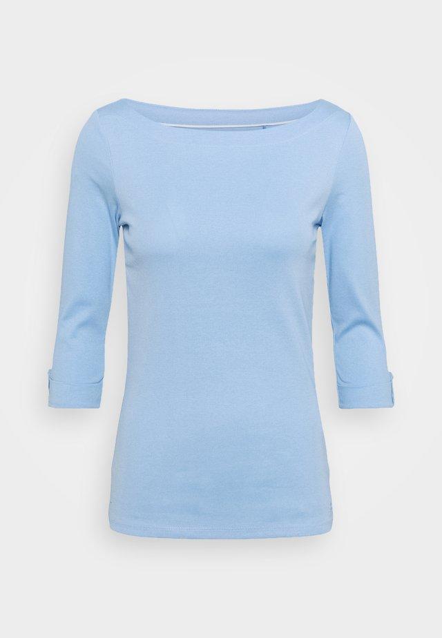 CORE - T-shirt à manches longues - light blue