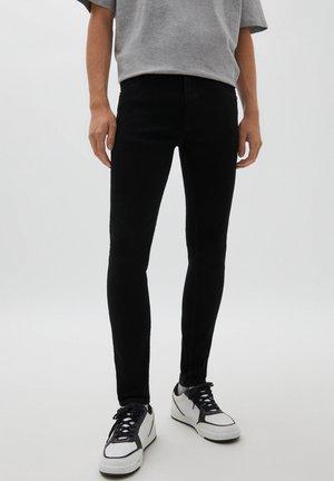 COLORED BASIC IN  SUPER SKINNY FIT - Jeans Skinny Fit - black