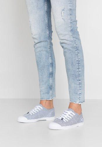 BASIC - Sneakers laag - blue