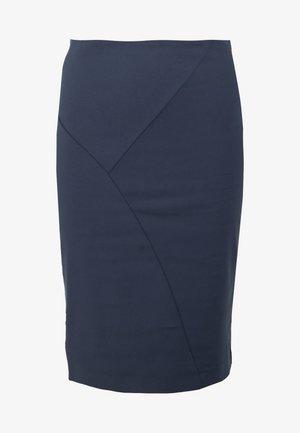 SKIRT  - Mini skirt - navy