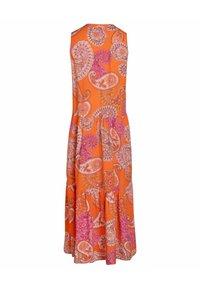 Lieblingsstück - ROMEAL - Maxi dress - orange - 2