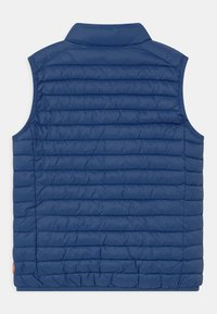 Save the duck - ANDY UNISEX - Waistcoat - snorkel blue - 1