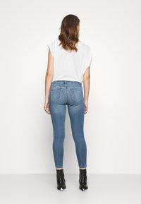 Hollister Co. - Skinny džíny - blue denim - 2