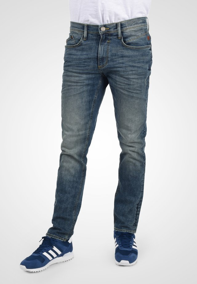 Jeans slim fit - denim middleblue