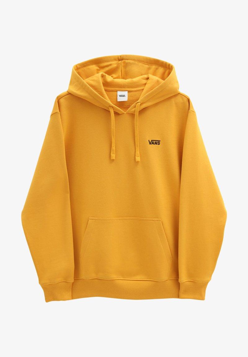Vans - WM FLYING V BFF FT HOODIE - Sweatshirt - golden glow