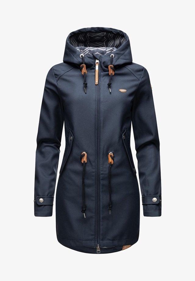 LEANNE - Winter coat - dark blue
