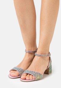 Buffalo - VEGAN RAINELLE - Sandals - multicolor - 0