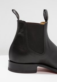 R. M. WILLIAMS - CLASSIC CRAFTSMAN SQUARE G FIT - Classic ankle boots - black - 5