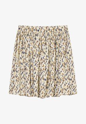 A-line skirt - multi/sunlight