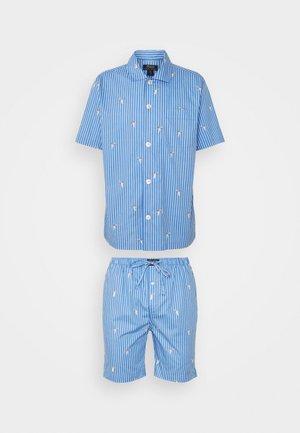 SET - Pyžamo - blue