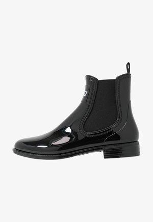 NOLITA RAIN BOOTIE - Stivali di gomma - black