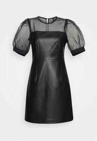 ONLY - ONLMAXIMA DRESS - Etui-jurk - black - 4