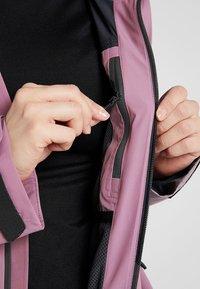 Haglöfs - NIVA JACKET WOMEN - Snowboard jacket - purple milk - 6