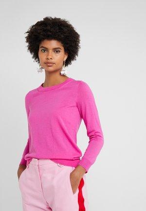 TIPPI CREW - Sweter - soft azalea