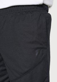 Under Armour - BASELINE SHORT - Pantalón corto de deporte - black - 4