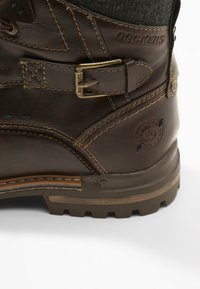 Dockers by Gerli - Lace-up ankle boots - dunkelbraun - 5