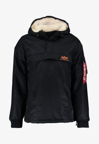 Alpha Industries - ANORAK - Jas - black - 6