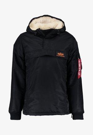 ANORAK - Lehká bunda - black