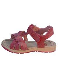 Pio - Sandals - dahlia fragola - 4