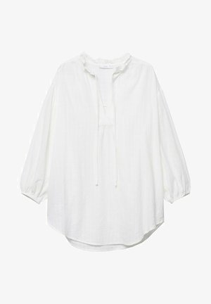 Bluzka - blanc cassé
