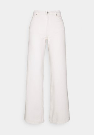 YOKO - Straight leg jeans - white light
