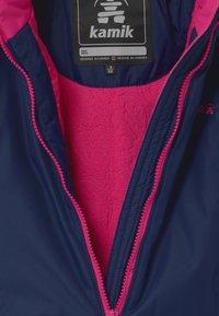 Kamik - ARIA UNISEX - Winter jacket - navy - 3