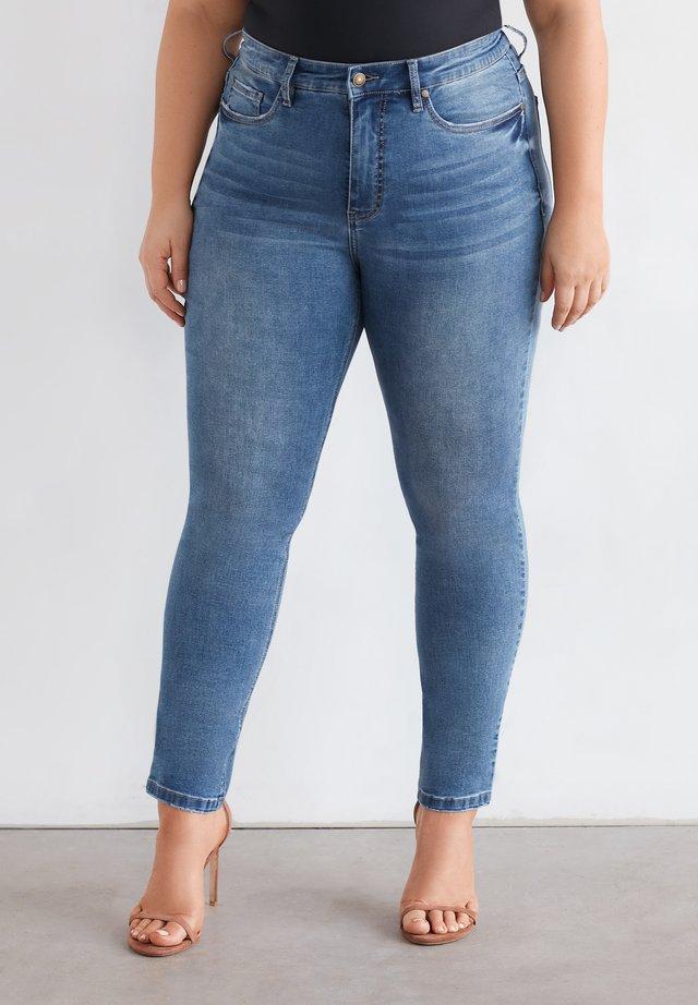 JEANS IRI - Slim fit jeans - jay blue