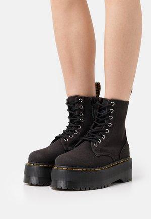 JADON MAX X GIRL - Platform ankle boots - black