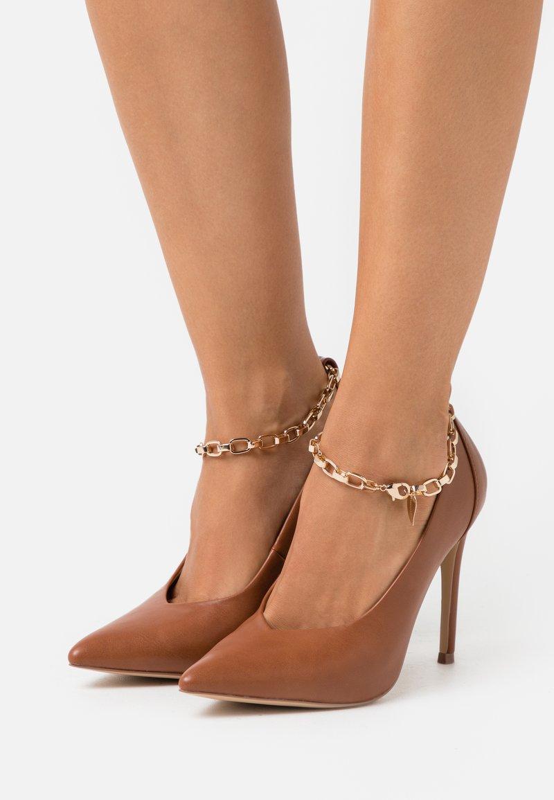 Wallis - PAISELY - High heels - tan