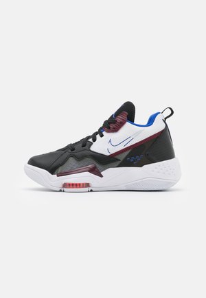 ZOOM '92 - High-top trainers - black/hyper royal/dark beetroot/white