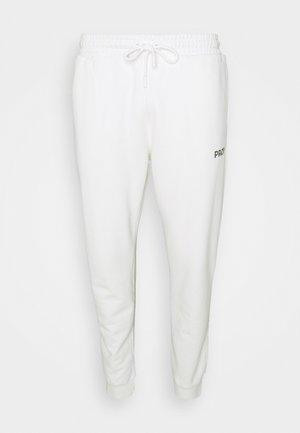 HOUSE JOGGER UNISEX - Pantalon de survêtement - white